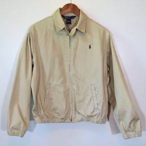 [Polo Ralph Lauren] 90s Harrington Jacket Size S